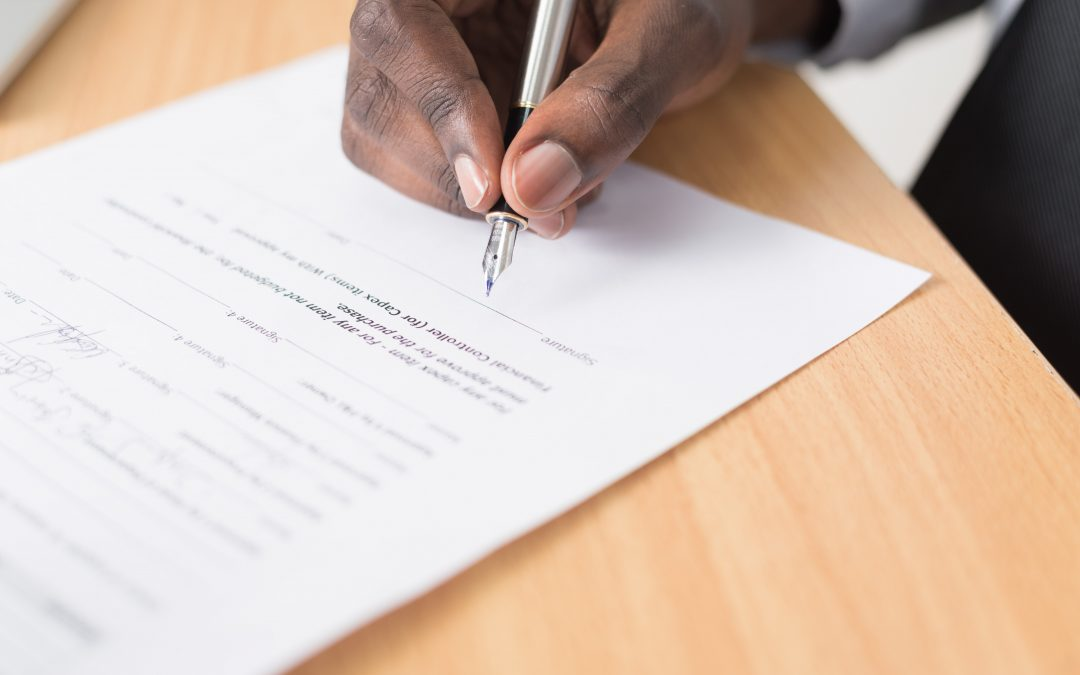 Prosedur dan Garis Panduan Menyediakan Surat Cara Hibah Harta